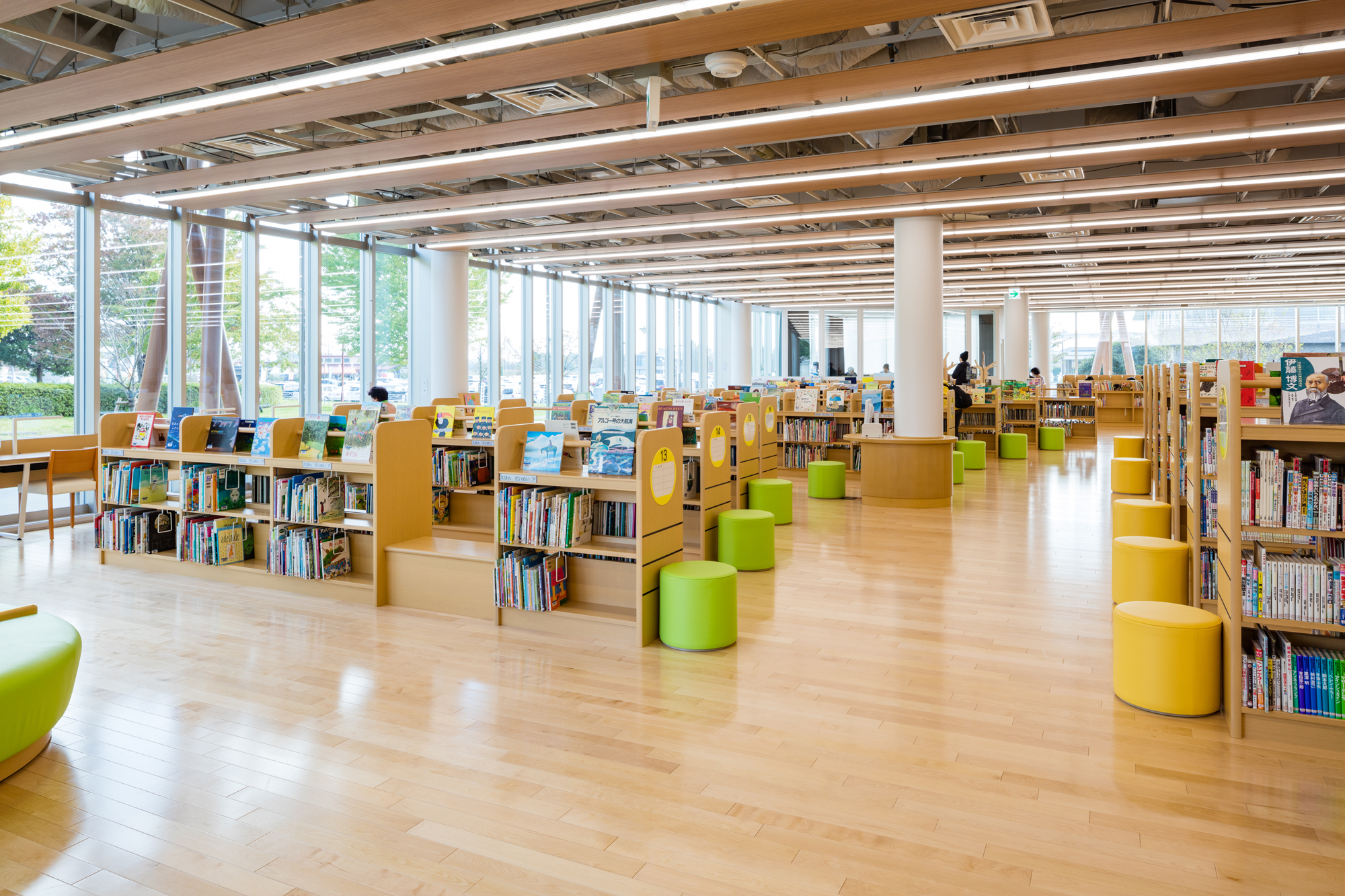 図書館 白岡 市