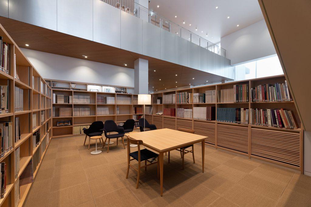 須賀川市民交流センター「tette」©キハラ株式会社