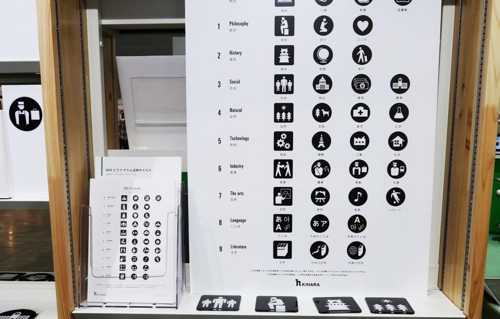 第20回図書館総合展キハラ展示ブース©キハラ株式会社