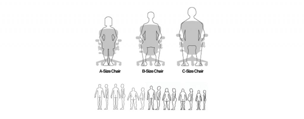 3種類のサイズを導入した製品の一例@キハラ株式会社