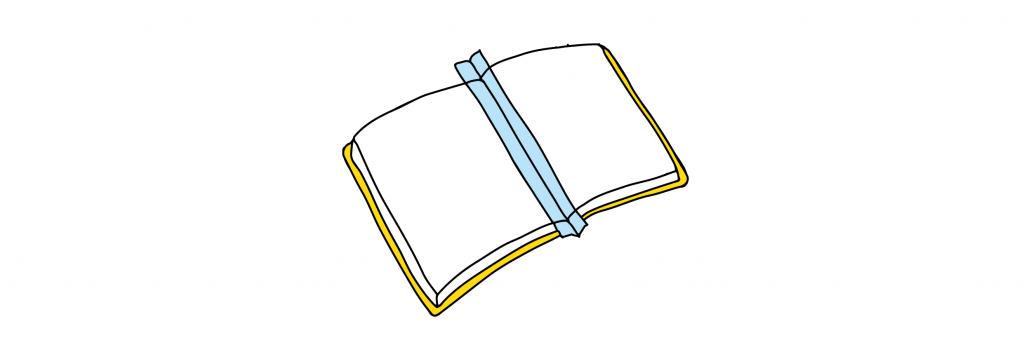 ページが1枚とれている時の直し方5©キハラ株式会社