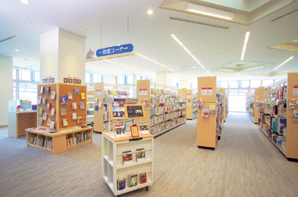 図書館同士の繋がり©キハラ株式会社